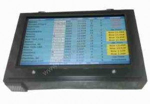 waterproof LCD enclosure