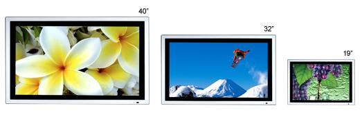 digital, dynamic advertising screens