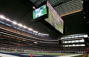 stadium digital signage