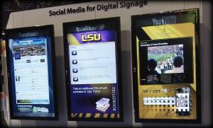 social signage