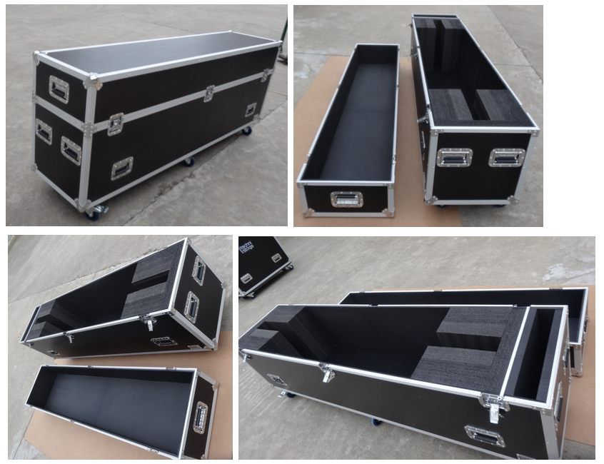 digital signage flight case
