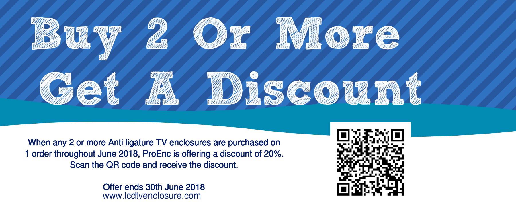 anti-ligature tv enclosure coupon