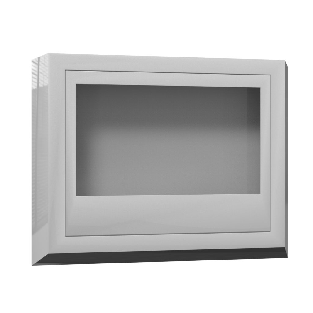 Joint commission approved Ligature Resistant TV Enclosure