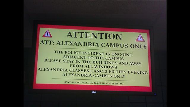 digital signage for emergency messaging