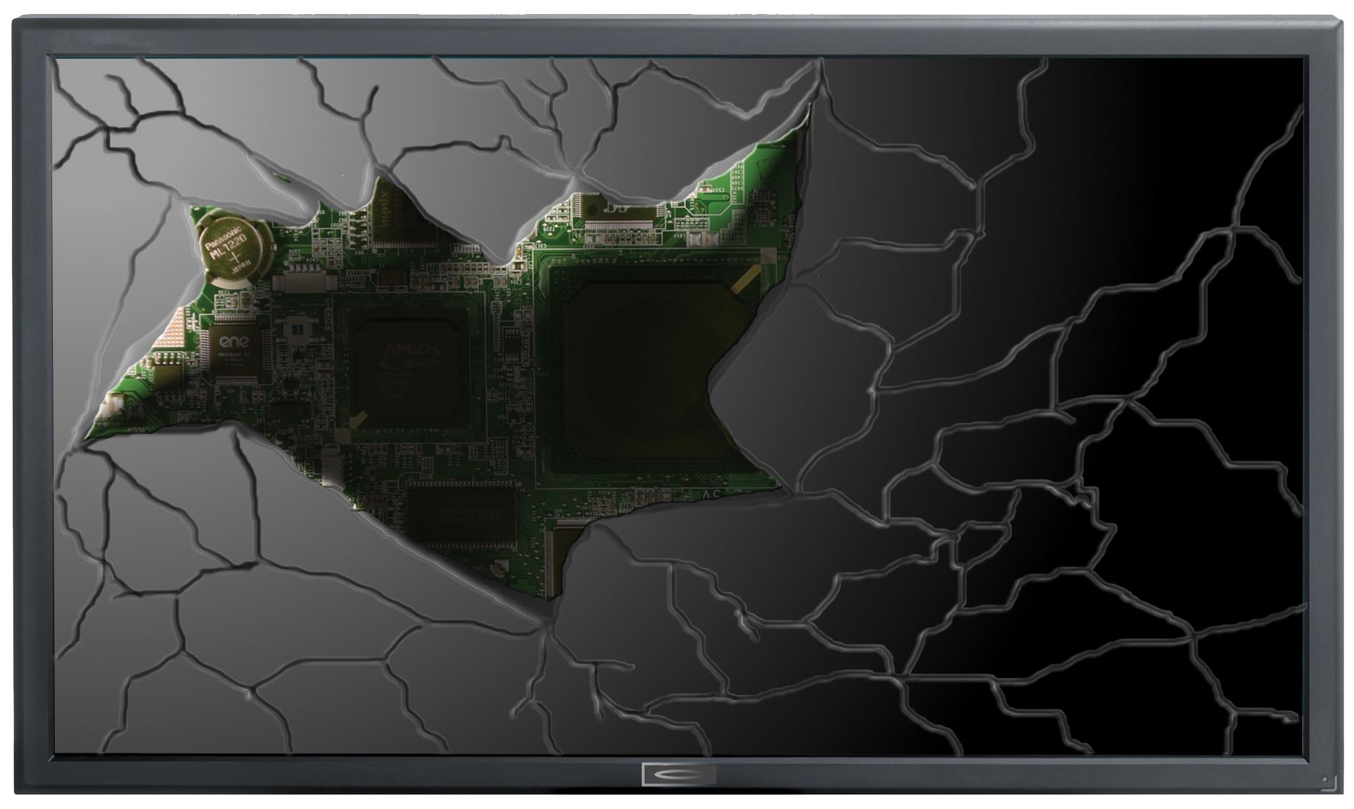 anti ligature LCD TV enclosures