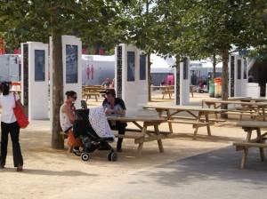 Outdoor Touch screen Advertising Kiosks