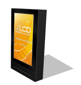sunlight readable digital signage enclosures