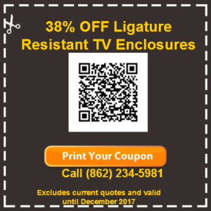 ligature resistant tv enclosures discount coupons