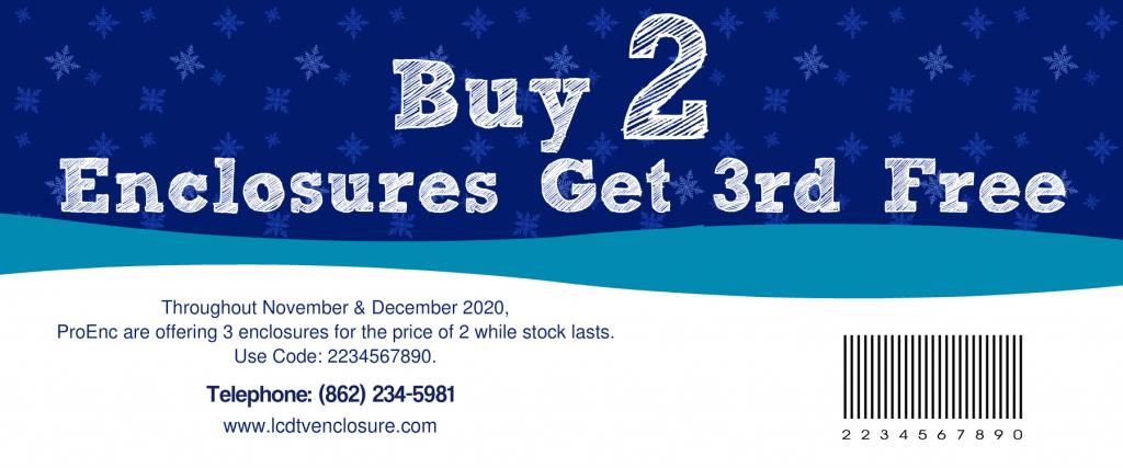 Ligature resistant TV enclosure coupon Nov2020